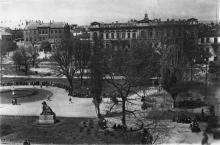 Одеса. Міський парк. Фото М. Гельфгата. Поштова картка