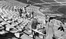 Реконструкция стадиона, 1946-1950 годы