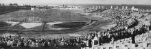 Открытие стадиона, 11 августа 1946 г.