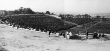 Стадион «Пищевик», 11 августа 1946 г.