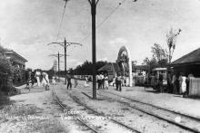 Одесса. Станция Лузановка. 1930-е гг.