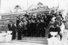 Санаторий ВВС. Одесса. 1954 г.