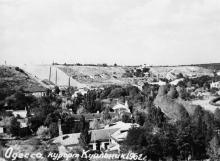 Одесса, курорт Куяльник. 1962 г.