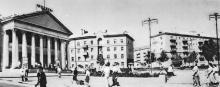 Кинотеатр «Родина». Фото в брошюре «Одесса». 1964 г.