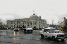 Вокзал железнодорожный (1991 — )