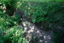 Остатки каналов Хаджибейского парка. Фото Е. Волокина. 28 мая 2017 г.