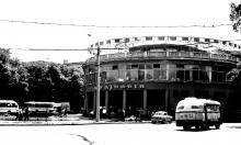 Площадь Мартыновского (Греческая), фотограф А.Василькович, 1969 г.