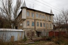 Одесса. На Куяльницком лимане. Фото Е. Волокина, 25 ноября 2017 г.