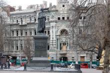 Памятник Воронцову (1991 — )