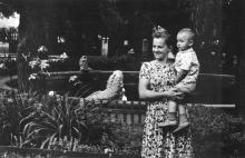 Одесса. В зоопарке. 1965 г.