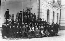 Санаторий ВЦСПС № 1. Одесса. 1951 г.