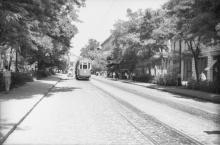 Одесса, ул. Ленина. Фото Льва Григорьевича Пикалёва. 1953 г.