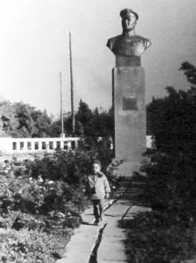 Лузановка, парк культуры и отдыха им. Г.И. Котовского