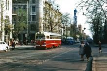 Улица Советской Армии (Преображенская), 1976 г.