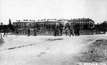 Куликово поле, братская большевистсткая могила, 1918 г.
