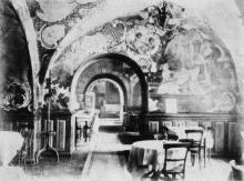 Ресторан «Бавария» на ул. Дерибасовской, № 10