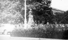 Памятник Пушкину на Приморском бульваре