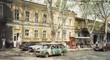 Пушкинская (1991 — )