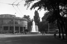 Площадь Мартыновского (Греческая), фотограф А.И. Молчанов, июль 1965 г.