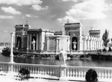 Одесса. Летний театр. 1961 г.