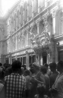 Пассаж, фотограф М.Д. Яковлев, 1969 г.
