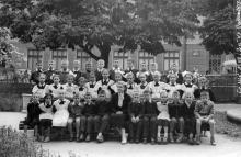 Проспект Мира (Александровский), 119-я школа, 1958 г.