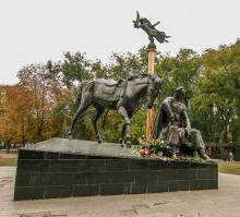 Памятник Антону Головатому. Фото О. Владимирского. 2013 г.