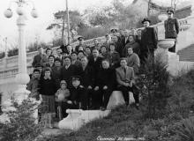 Санаторий МО. Одесса. 1963 г.