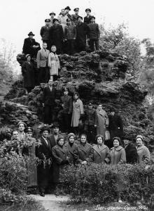 Грот-фонтан. Одесса. 1963 г.