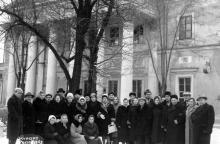 Курорт Одесса. 1963 г.