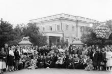 Дворец пионеров. Одесса. 1954 г.
