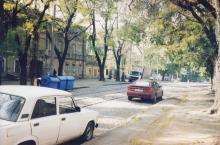 Колонтаевская ул., от Мастерской до Ризовской. Фото А.В. Валейно. 2005 г.
