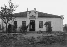 Комендатура и застава Люстдорф, 1924 г.