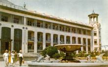 Одеса. Санаторій «Молдова». Фото А. Підберезького з комплекту листівок «Одеса». 1962 р.