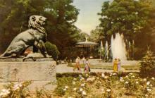Одеса. Міський бульвар на Дерибасівській вулиці. Фото А. Підберезького з комплекту листівок «Одеса». 1962 р.