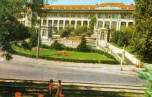 Санаторій «Молдова». Фото А. Підберезького з комплекту листівок «Місто-герой Одеса». 1975 р.