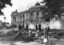 Театр оперы и балета, фото РИА «Новости», 1983 г.
