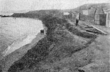 Берег Ланжерона, 1930-е годы