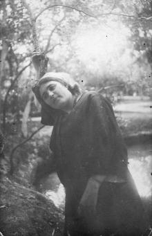 Хаджибеевский лиман. Парк. 16 июня 1912 г.