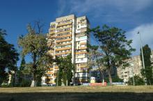 Одесса, дом № 143а по ул. Балковской. Фото Е. Волокина, 13 мая 2018 г.