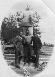 Одесса. Люстдорф. Дом отдыха «Пищевик» (?). 1940 г.