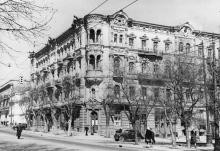 Гостиница «Красная». 1960-е гг.