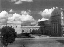 Фотография начала 1950-х годов