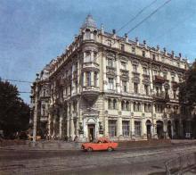 Советской Армии (Преображенская), 1988 г.