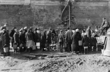 Одесса, ул. Приморская, № 43. Оккупация, конец 1941 г.