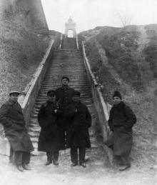На Куяльнике. Одесса. 5 марта 1938 г.
