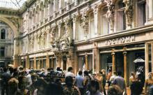 Пассаж, фотограф Кенно Туоминен, 1976 г.