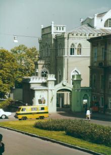 Улица Ласточкина (Ланжероновская), фотограф Кенно Туоминен, 1976 г.