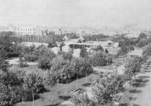 Одесса. Александровский парк