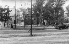 Одесса. Старопортофранковская ул., № 16 (после войны на этом месте разбили сквер). 1942–1943 гг.